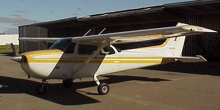 N6508K, Cessna 172 - TOPS Flying Club